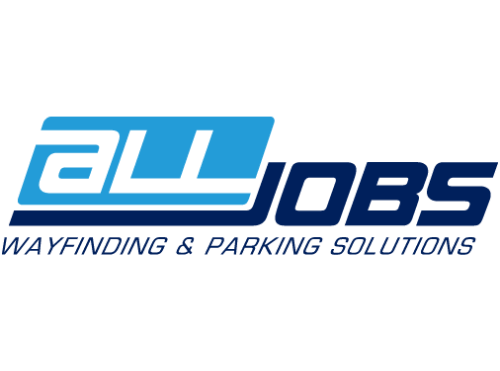 All Jobs Wayfinding & Parking Solutions